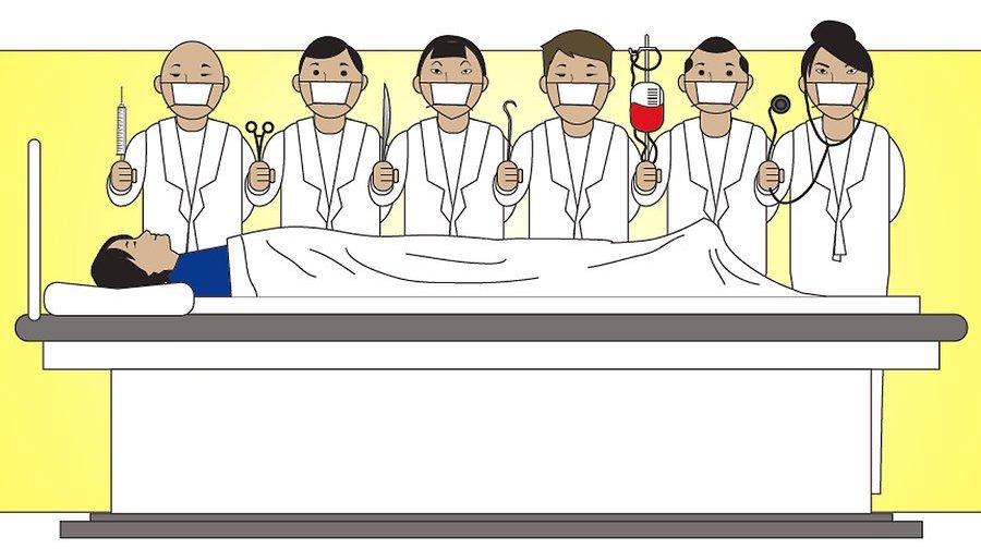 Запит Т*спільноти щодо медичного обслуговування: в Україні презентують результати дослідження