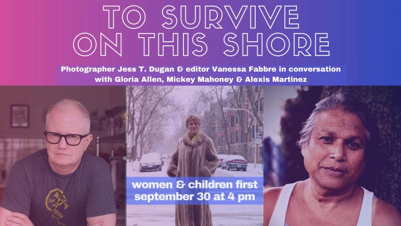 «Вижити на цьому березі»: транс*спільнота 50+ років в об'єктиві
