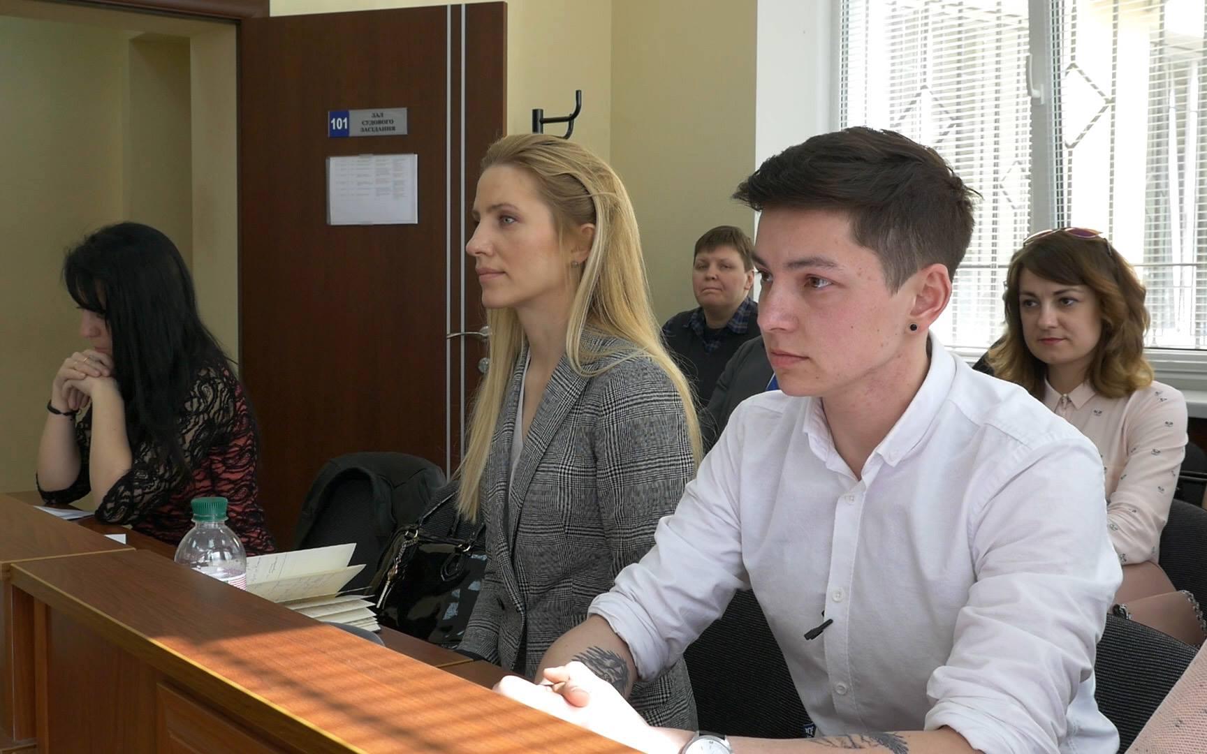 Біженство і трансгендерність в Україні