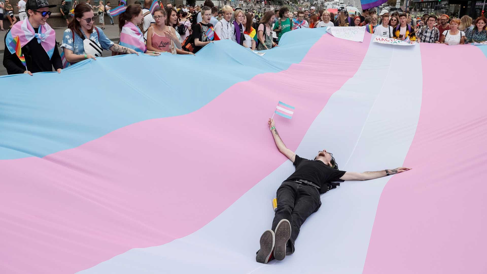 У Києві відкрився ком'юніті-центр для транс*людей