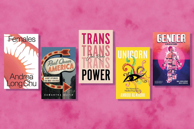 П'ять нових книг від транс та небінарних автор_ок, які вам варто прочитати у 2020.