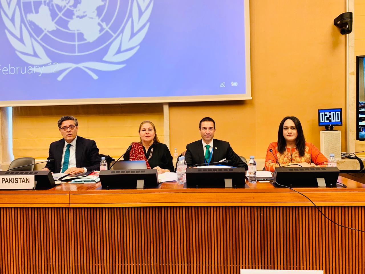 Транс*жінка увійшла в історію, представивши Пакистан в ООН.